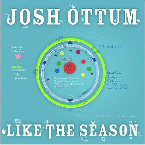 Josh Ottum - Like the Season_front