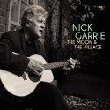 Nick Garrie - The Moon and The Village (preorder)
