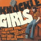 V/A - Knuckle Girls Vol. 1 (14 Bovver Blitzers from the Sequined Sisters Tuff Enuff to Rumble with any Mister) (Angry Young Woman Records) LP
