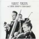 "Robert Forster with Jherek Bischoff & String Quartet - People Say / In Her Diary 7"" (Slowboy Records)"