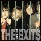 The Exits - Four By Four EP (You Are The Cosmos)