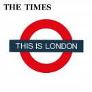 The Times - This Is London (preorder)