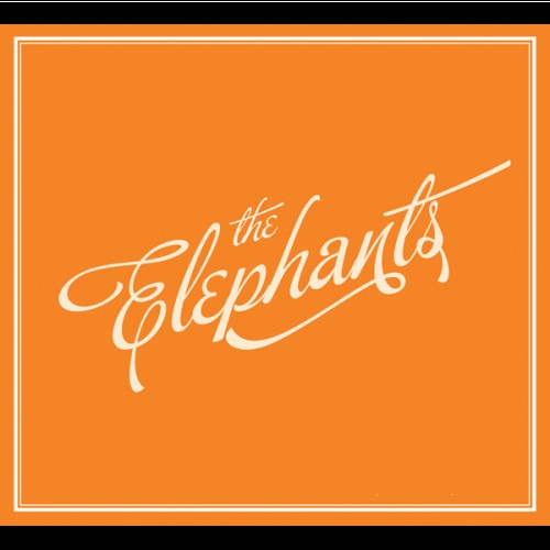 The Elephants - The Elephants_front