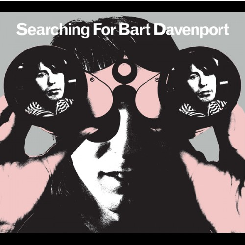 Bart Davenport - Searching For Bart Davenport_front