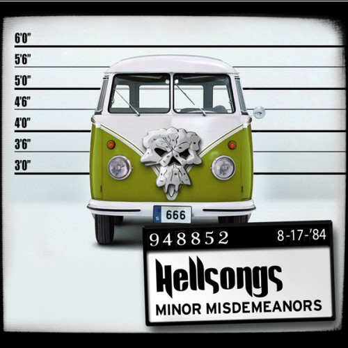 Hellsongs - Minor Misdemeanors_front