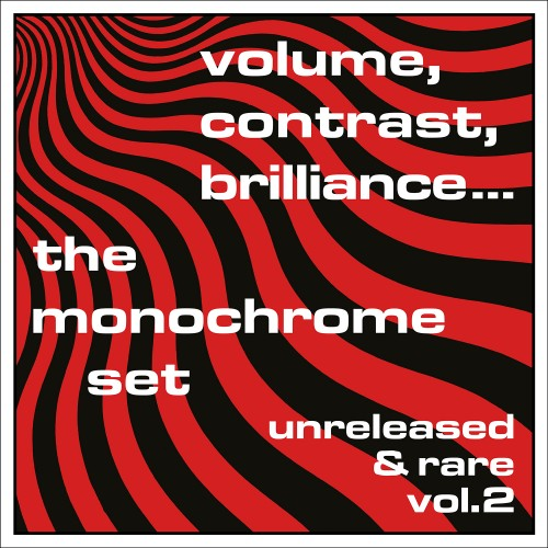 "Résultat de recherche d'images pour ""VOLUME, CONTRAST, BRILLIANCE... CD THE MONOCHROME SET"""