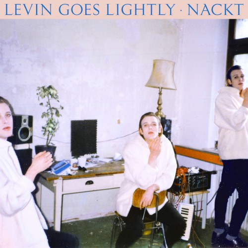 Cover LEVIN GOES LIGHTLY - Rote Lippen